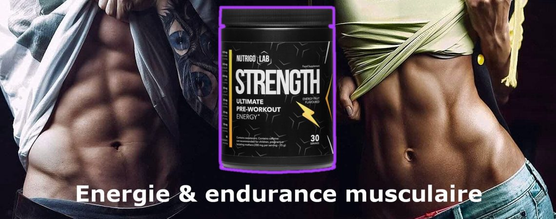 Energie & endurance musculaire