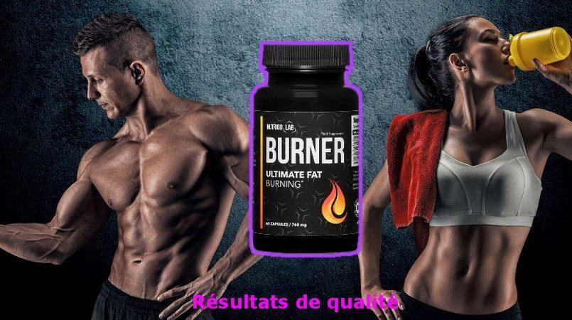 Lab Burner Muscle Minceur