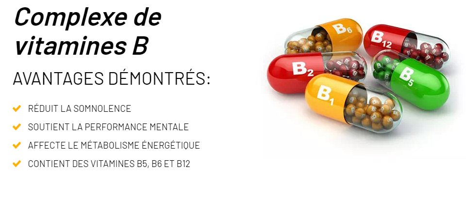 complex vitamines b