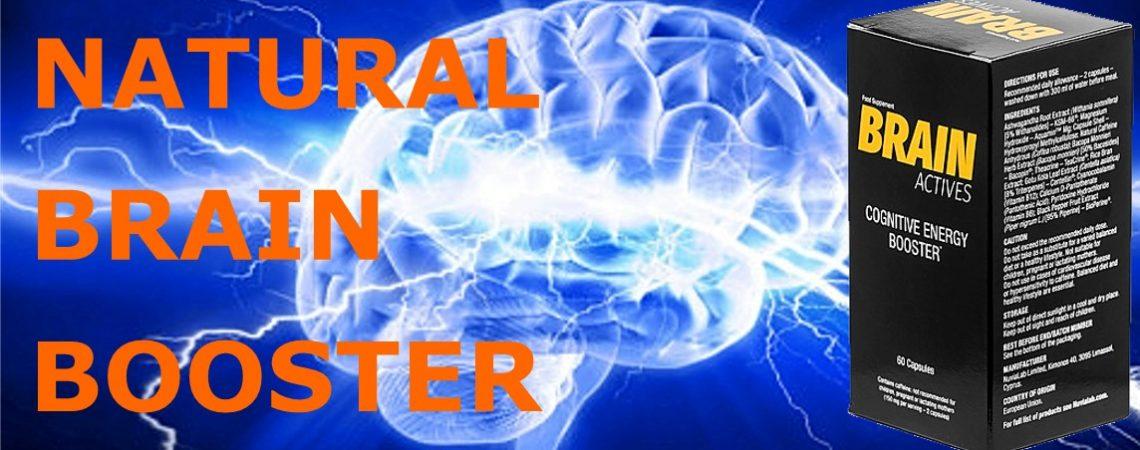 natural brain booster