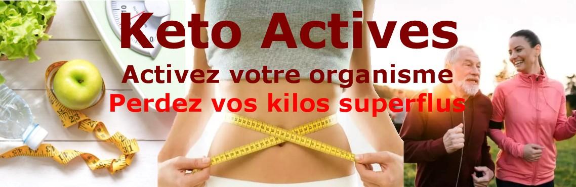 keto actives perte de poids naturel
